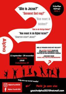 Lees meer over het artikel Youth Alpha 2021
